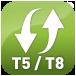Zamiennik T5/T8