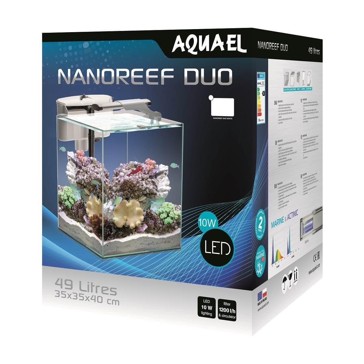 nano reef duo aquael