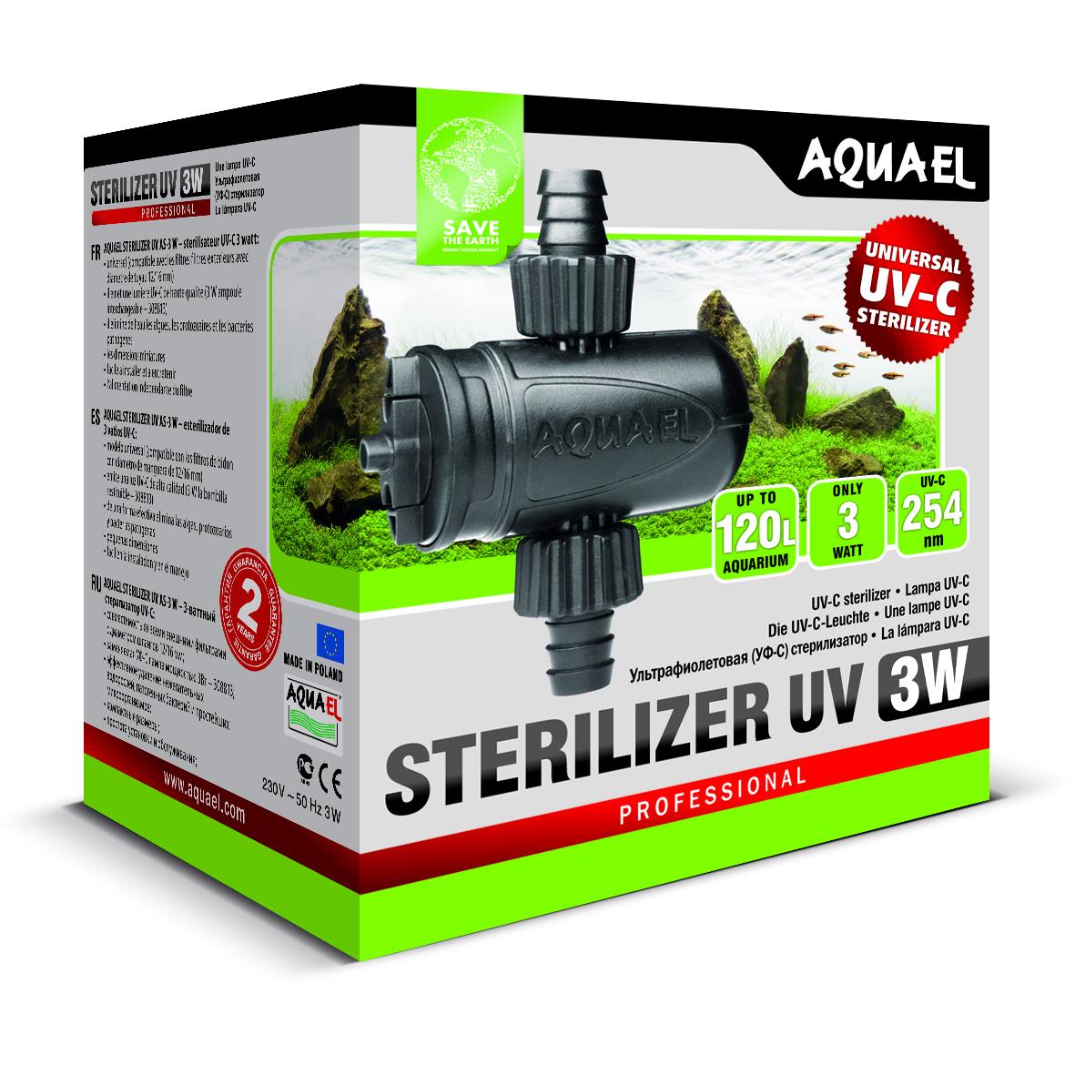 Podłączenie sterylizatora UV Podłączenie 12-przewodowego silnika wysokiego napięcia